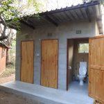 Tembe Camp Toilets