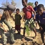 Eco Club children