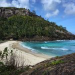 North Island Petit Anse Staff Beach. Photo by Paul Hayes