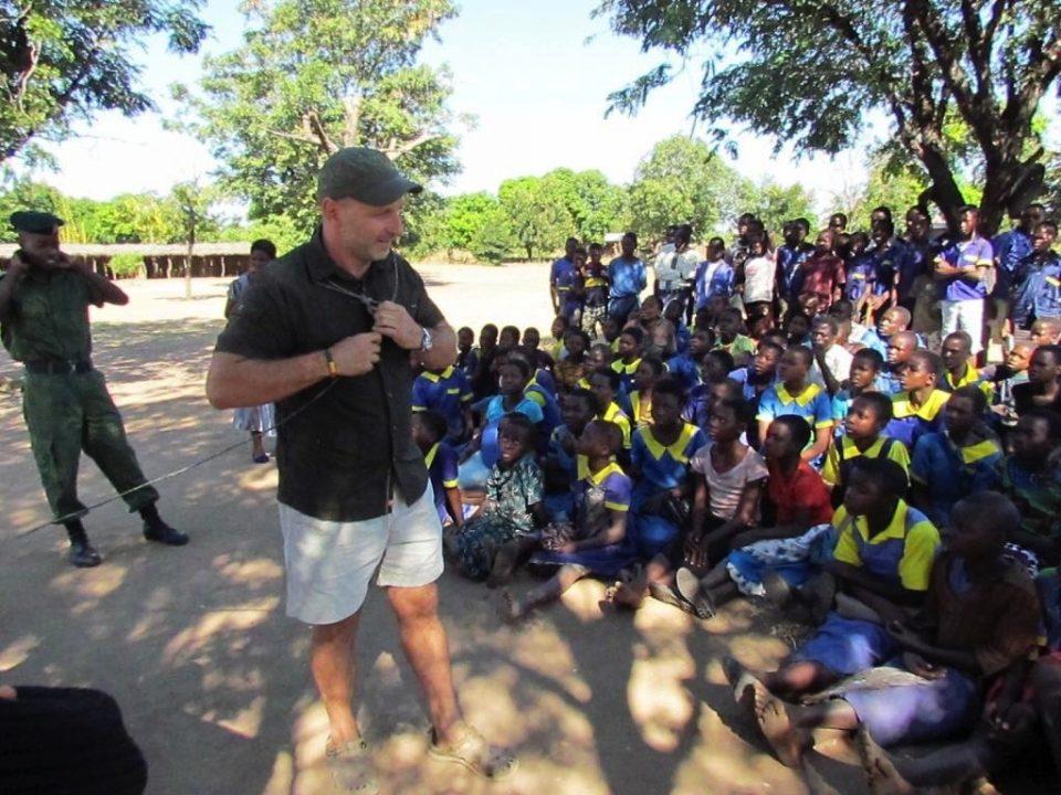 Nanthomba Primary School, Malawi