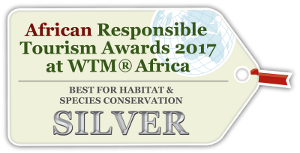 African Responsible Tourism Awards Badge