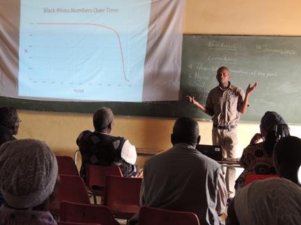 Wildlife ACT Fund Adult Conservation Seminars
