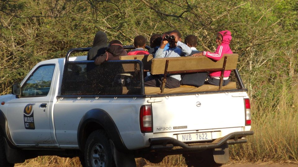 Community Educational Game Drives