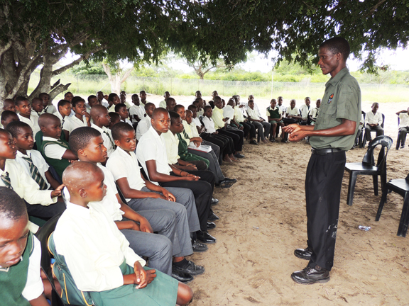 Wildlife ACT Fund In-school Conservation Lessons