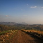 Hluhluwe landscape