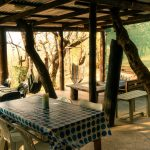 iMfolozi Camp Eating Area