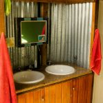 iMfolozi Camp Outdoor Showers