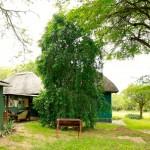 Mkhuze volunteer camp - main area