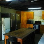 Tembe Camp Kitchen
