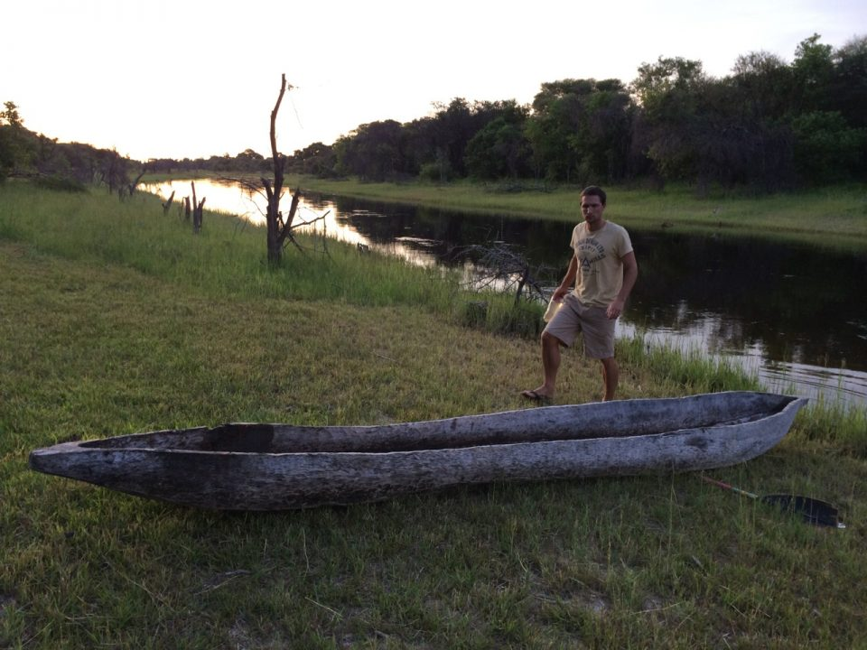 Okavango Delta - Wildlife ACT mokoro