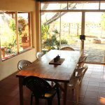 Manyoni Volunteer House Dining Room