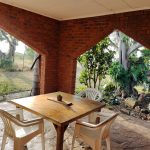 Manyoni Volunteer Camp - Outdoor Seating Area