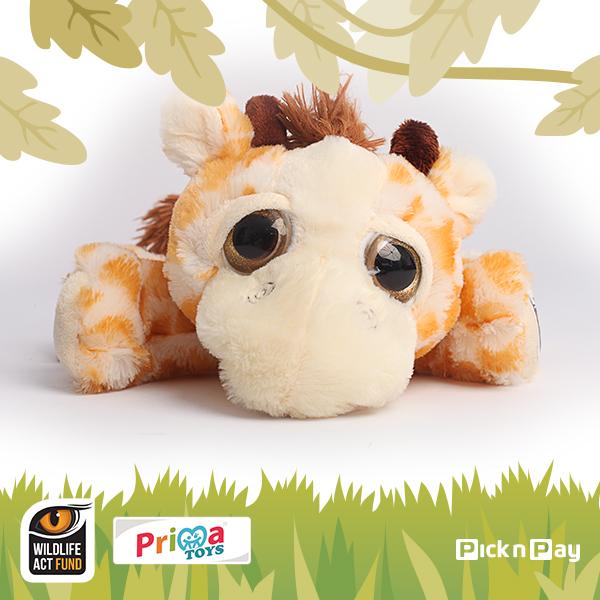 Pick n Pay Wild Pal Giraffe