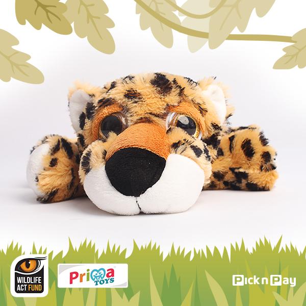 Pick n Pay Wild Pal Leopard