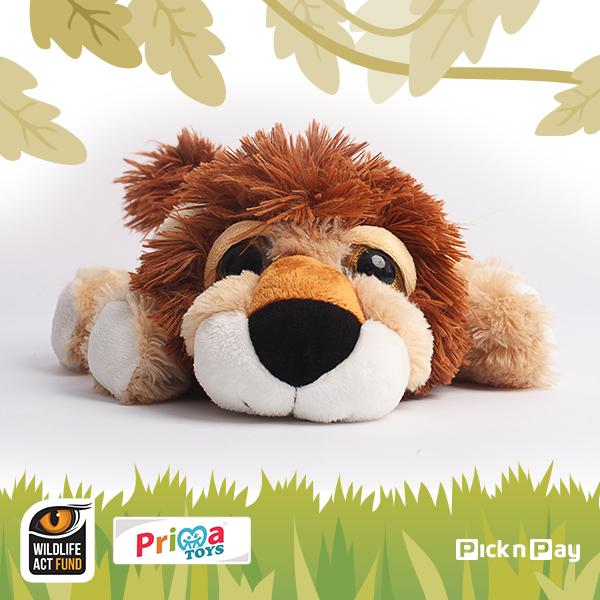 Pick n Pay Wild Pal Lion