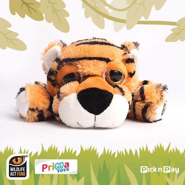 Pick n Pay Wild Pal Tiger