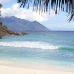 Seychelles Honeymoon Beach. Photo by Paul Hayes