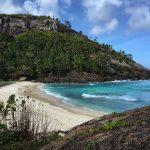 North Island Petit Anse Staff Beach. Photo by Paul Hayes
