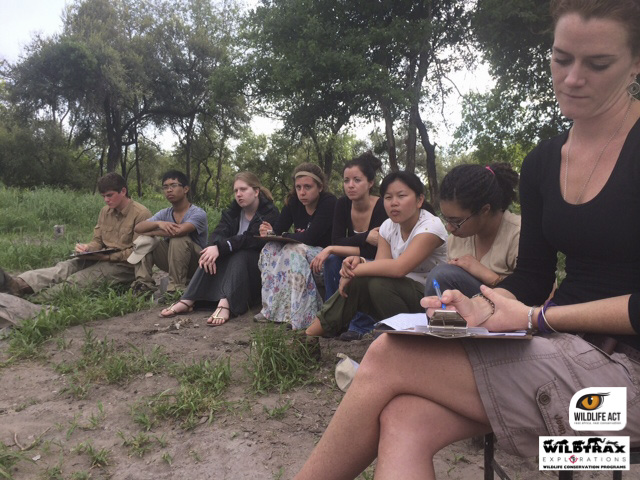 Study Abroad Botswana Research Courses Wildtrax Explorations