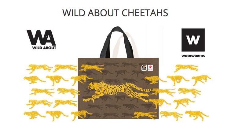 Wild About Cheetah bag
