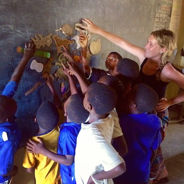 eco-club, liwonde national park, malawi