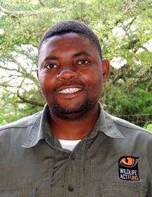 Conservation Hero Thokozani Mlambo