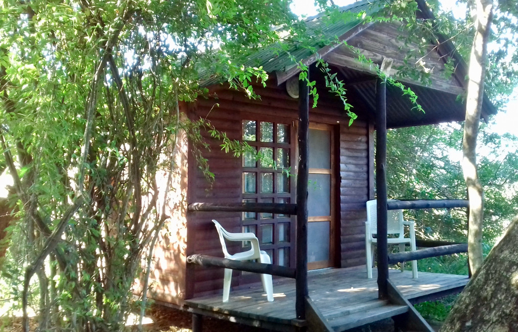 Tembe Volunteer Cabin