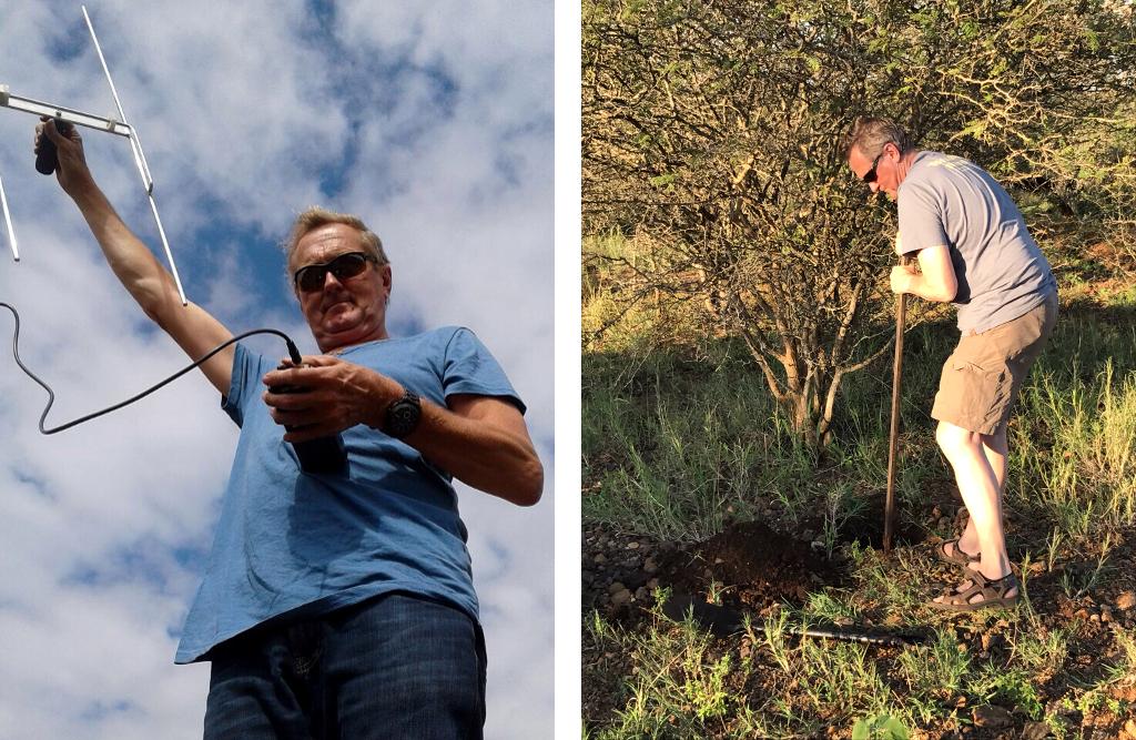 Neil Miller - Wildlife Volunteering for Retirees and Seniors