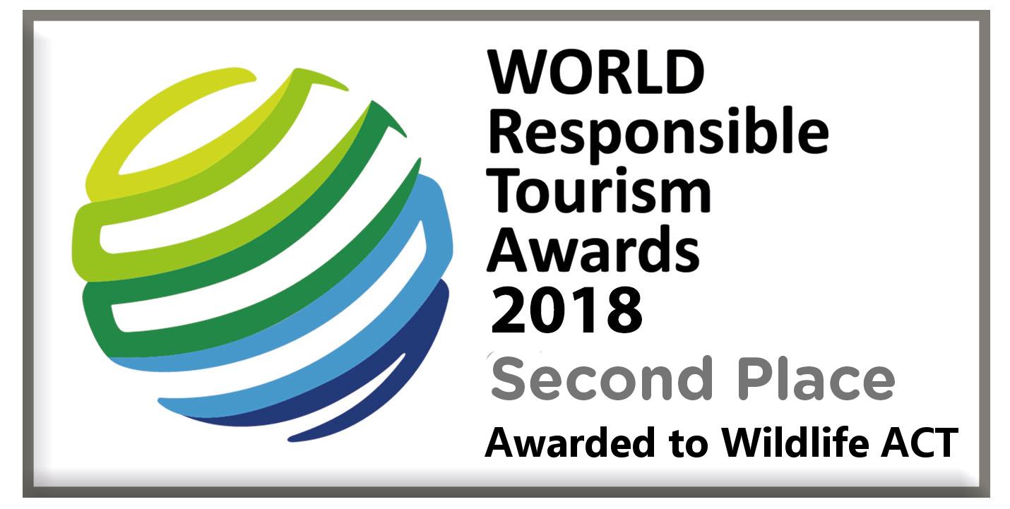 Responsible Tourism Awards 2018 Badge