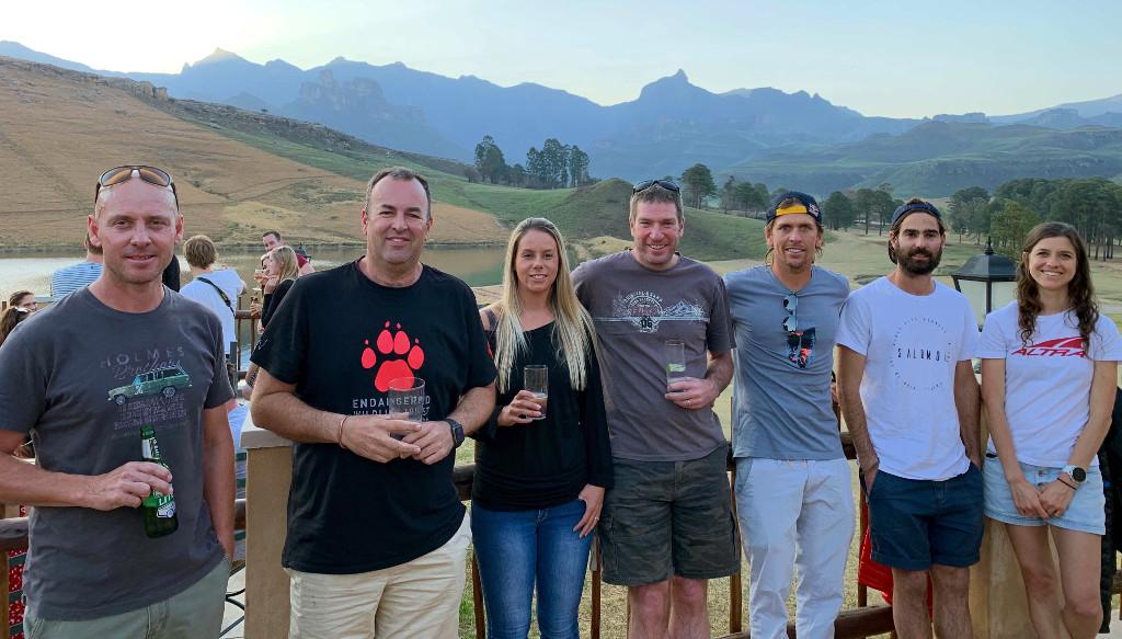 Rhino Peak Challenge Participants