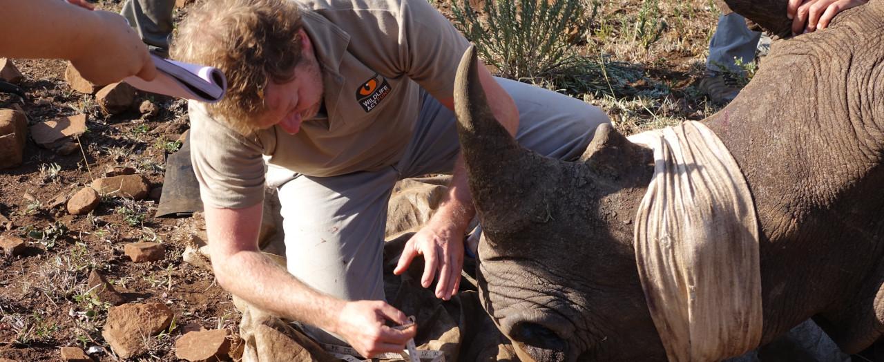 Conservation Safari in Zululand with Wildlife ACT. Photo by Scott Christensen