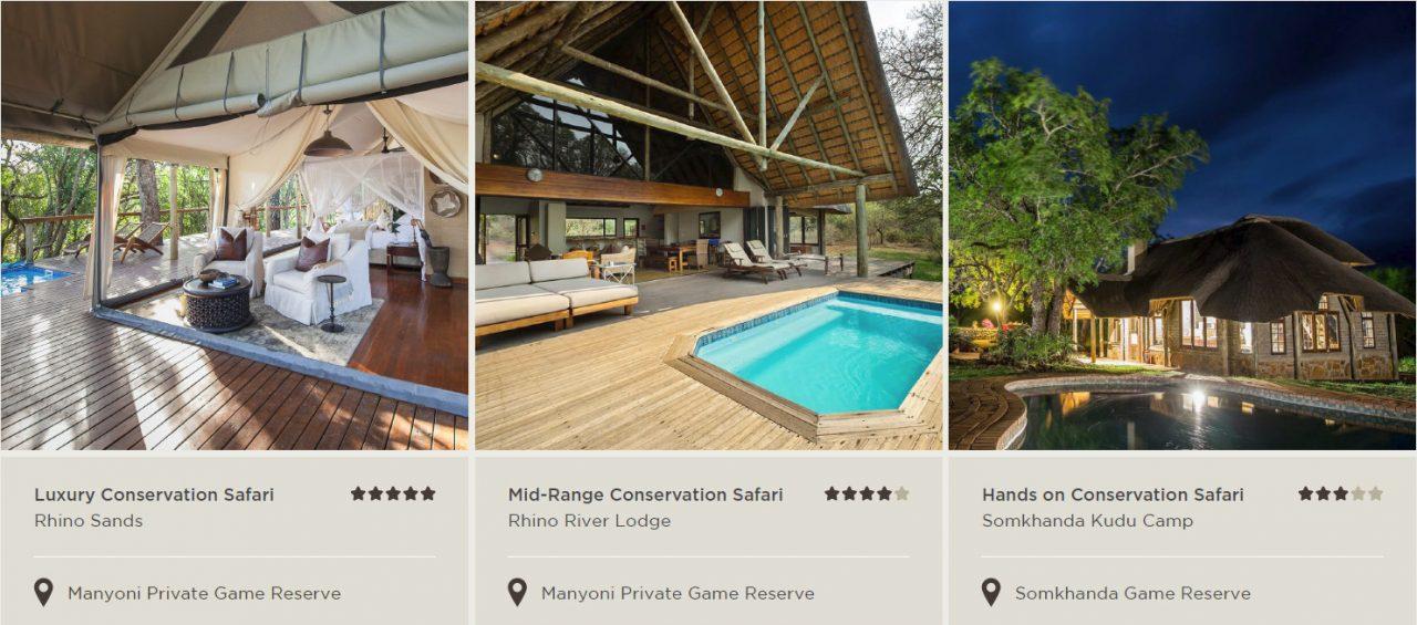 Conservation Safari Accommodation