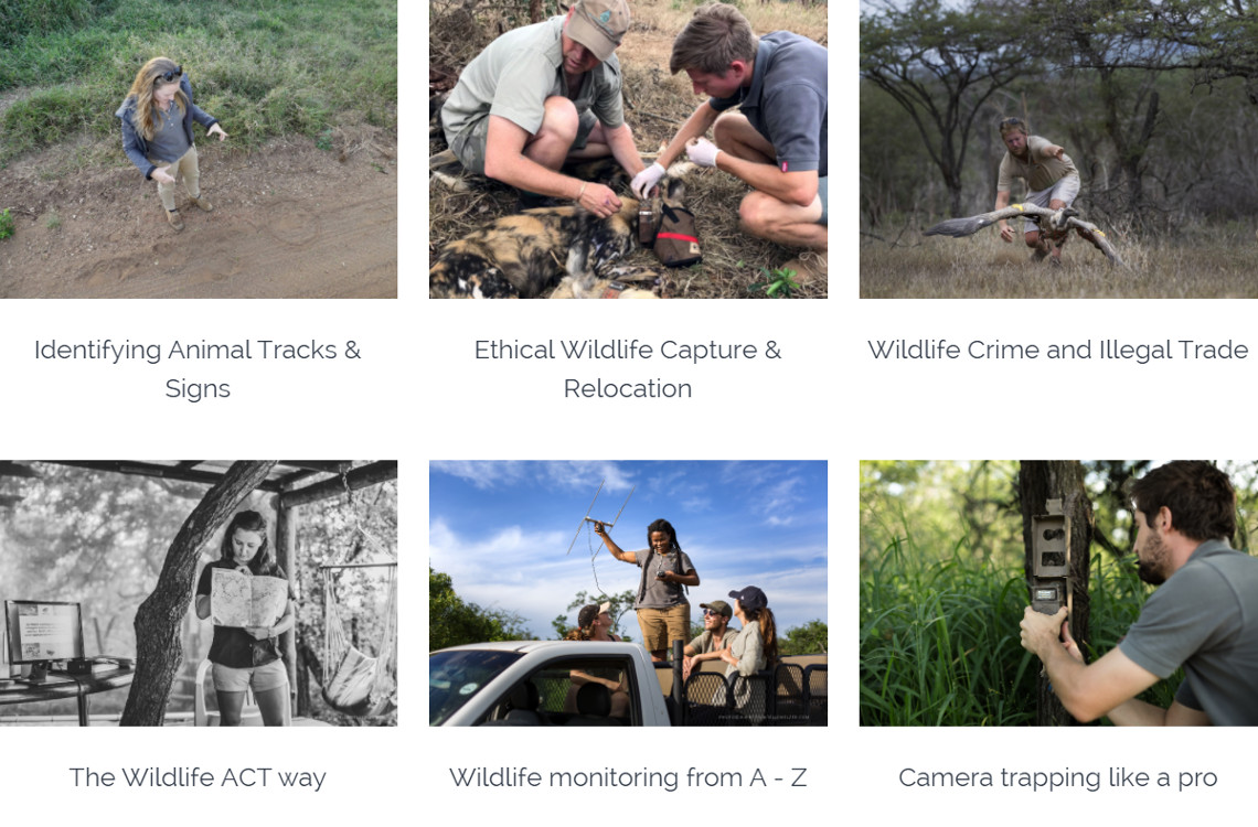 Online Conservation Courses - Endangered & Priority Species Conservation & Habitat Management