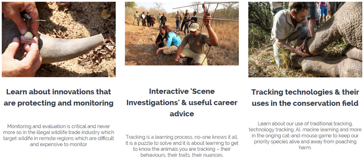 Wildlife Conservation Tracking Technologies